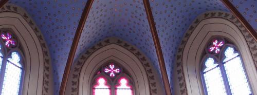 Über dem Altar, Stüdenitz