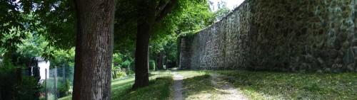 Nördliche Stadtmauer