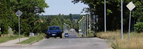 Ernst-Thälmann-Straße in Finkenheerd