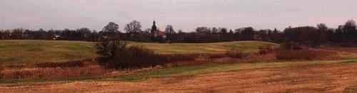 Hügelländchen bei Vehlefanz