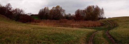 An der Weiherkette südlich des Mühlensees
