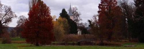 Kirche im Lennépark, Criewen