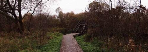 Brücke über das Große Fließ