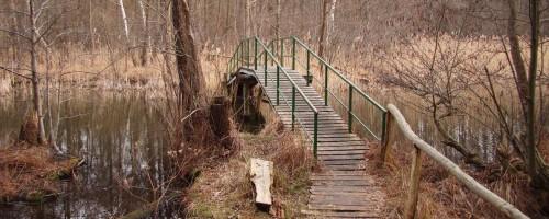 Brücke beim Matheswall
