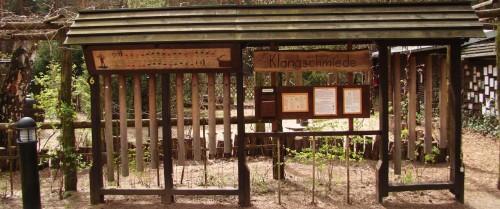 Option auf ein Lied, Haus des Waldes