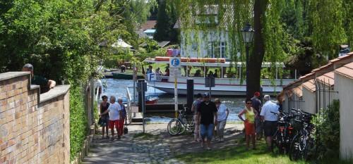 Am Fährhafen, Rahnsdorf