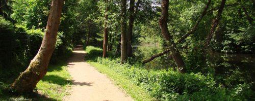 Uferweg am Schwanengraben