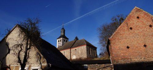 Die Kirche über dem Dorfe, Niederfinow