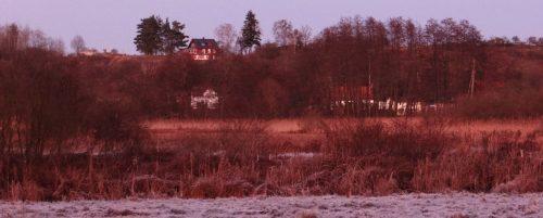 Letztes Licht auf dem Dorf, Niederfinow